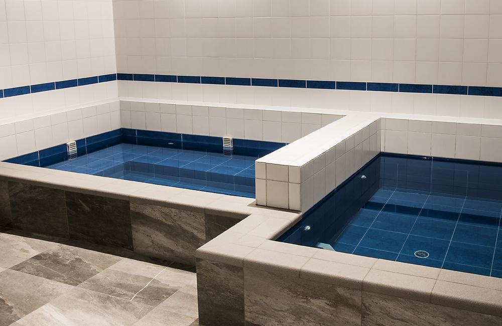 Spa & Plunge Pool